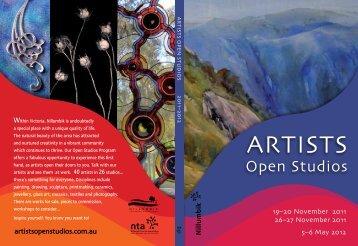 Artists Open Studios