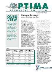 Energy Savings - J&L Fiber Services, Inc.
