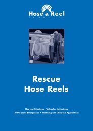 Rescue Hose Reels - Hosereel Products