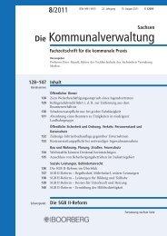 Sachsen N O TIZEN - Richard Boorberg Verlag