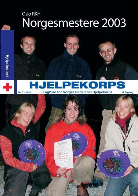 Hjelpekorps-2003-2 Q5.qxd - Røde Kors