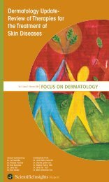 Dermatology Update - Skin Therapy Letter