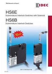 HS6E HS6B - REM-Technik sro