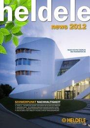 news 2012 - Heldele GmbH