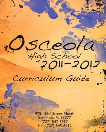 AP Options - Osceola Fundamental High School - Pinellas County ...