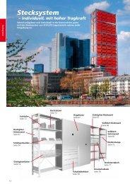 Katalog: Fachboden-Regale Stecksystem - Schulte Lagertechnik