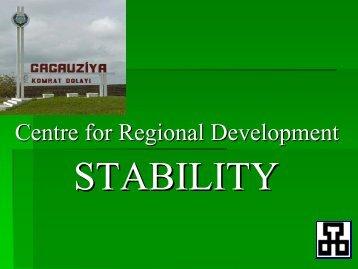 Слайд 1 - stability.org.md