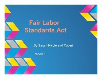 Fair Labor Period 5.pptx