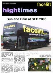 Hightimes August 2005 - Facelift