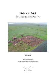 Skáholt 2005 - Nabo