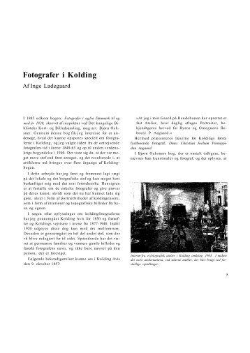 Fotografer i Kolding