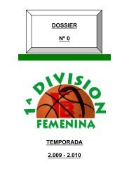 D1FEM0 - Federación Andaluza de Baloncesto