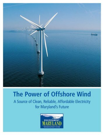 Download The-Power-of-Offshore-Wind - Frontier Group
