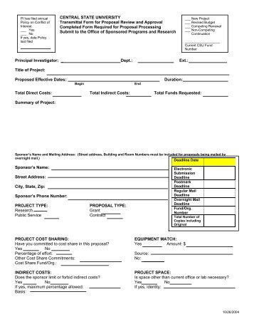 Replication Proposal Transmittal Form - Newyorkcharters.Org