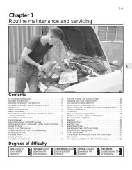 Service and Repair Manual - Wheels Academy