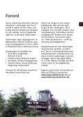 """Vejledningen """"Helkropsvibrationer i skovbruget"""" - Page 3"""