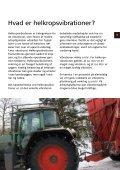 """Vejledningen """"Helkropsvibrationer i skovbruget"""" - Page 5"""