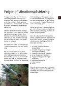 """Vejledningen """"Helkropsvibrationer i skovbruget"""" - Page 7"""