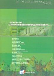 Fórum de - Escola de Arquitetura - UFMG