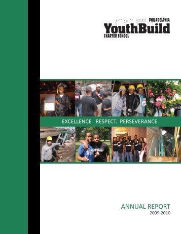 YBP-001 YBP ANNUAL REPORT 2011 FINAL1.indd - YouthBuild ...