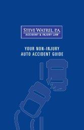 Steve-Watrel-Non-Injury-Auto-Accident-Guide