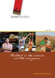 Clontarf Academy - Northern Territory Schools