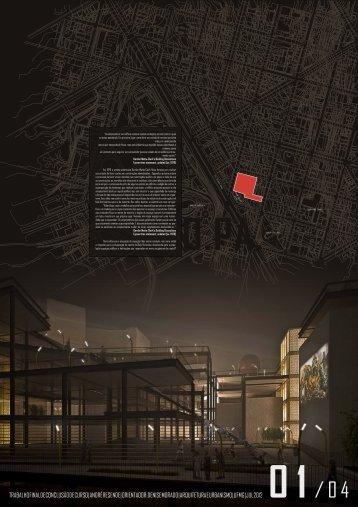 orientador: denise morado | arquitetura e urbanismo | ufmg | jul 2012