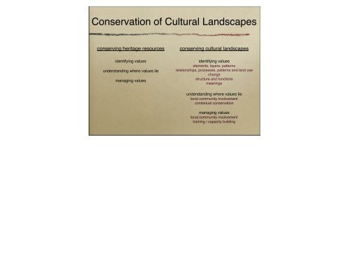 Engaging Aboriginal Communities in Conservation ... - CFAR Society