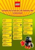 Spielspaß für Groß und Klein auf der  LEGO Roadshow 2009! - Page 2
