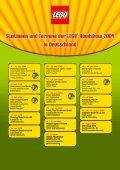 Spielspaß für Groß und Klein auf der  LEGO Roadshow 2009! - Page 3