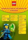 Spielspaß für Groß und Klein auf der  LEGO Roadshow 2009! - Page 4