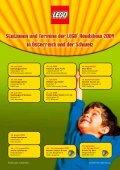 Spielspaß für Groß und Klein auf der  LEGO Roadshow 2009! - Page 6