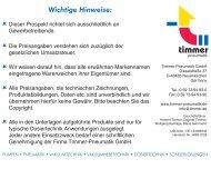 Wichtige Hinweise: - German-Pavilion