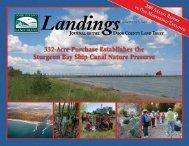 Landings- Spring 2010 - Door County Land Trust