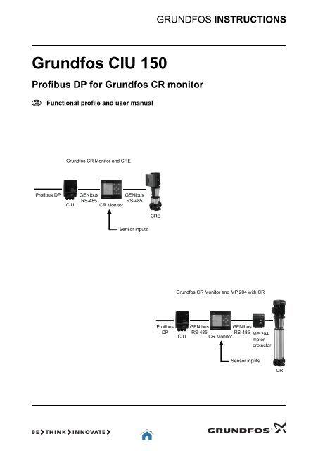 Grundfos CIU 150