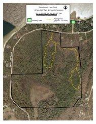 White Cliff Fen & Forest Preserve - Door County Land Trust