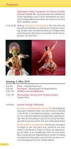 6. Ayurveda Kongress - Yoga Vidya - Seite 6