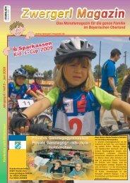 Das Monatsmagazin für die ganze Familie im ... - Zwergerl Magazin