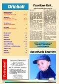 Das regionale Familienmagazin in Südostbayern - Zwergerl Magazin - Page 2