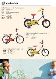 Kinderräder - Zweirad Schwarz