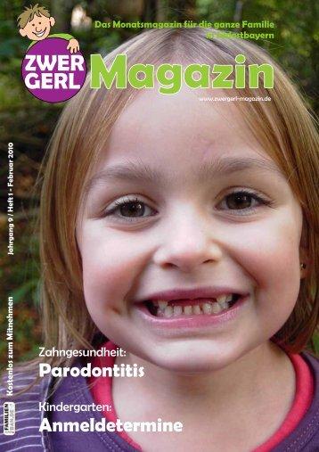 Veranstaltungen für Kleine & Große - Zwergerl Magazin