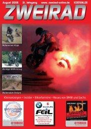 ZWEIRAD 2006-08.pdf (5,54 MB) - ZWEIRAD-online