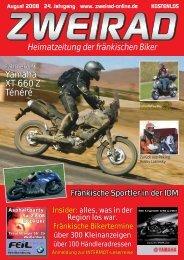 Yamaha XT 660 Z Ténéré - ZWEIRAD-online
