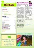 Heft 2 - März 2010 - Zwergerl Magazin - Page 2