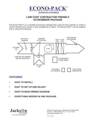 """z 300 hps ios manual cdr jackson systems econo packâ""""¢ installation guide jackson systems"""