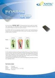 Datenblatt Fostac Chip - electroncentrum