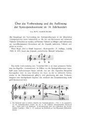 Danish Yearbook of Musicology 6 • 1968-72 / Dansk årbog ... - dym.dk