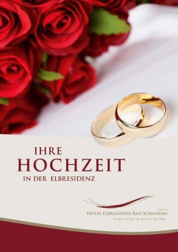 HOCHZEIT - Hotel Elbresidenz Bad Schandau