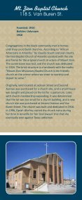 Downtown Amarillo Historic Church Tour (PDF - 1.5MB) - Page 6