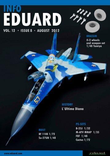 Info Eduard August 2012